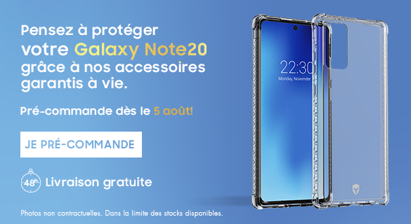 Force Glass Note20