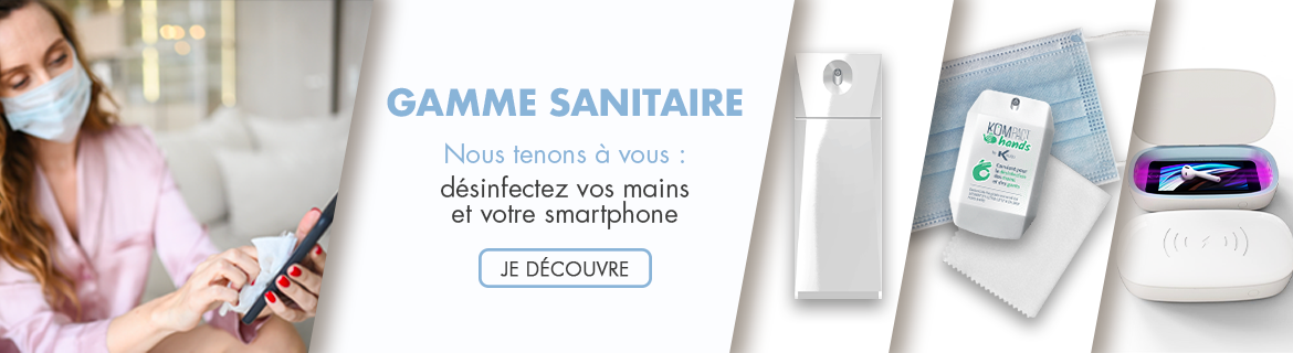 Gamme Sanitaire